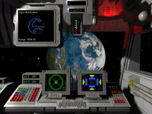 Privateer cockpit screenshot