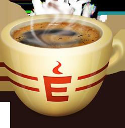 Espresso banner icon