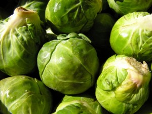 Brussels Sprouts by Barbara L. Hanson (from Flickr)