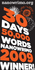 NaNoWriMo '09