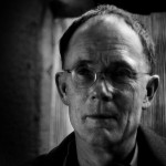 William Gibson (60th birthday portrait; from Wiki Commons)