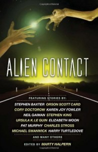 'Alien Contact' by Marty Halpern