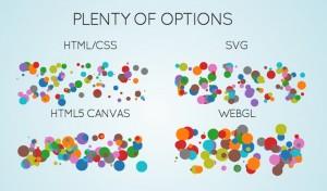 Plenty of Options