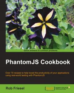 PhantomJS Cookbook