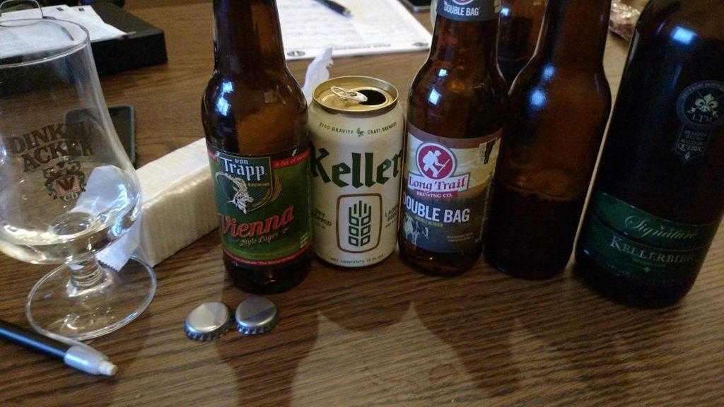 Category 7. Amber Bitter European Beer