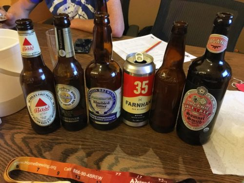 Category 11: British Bitters