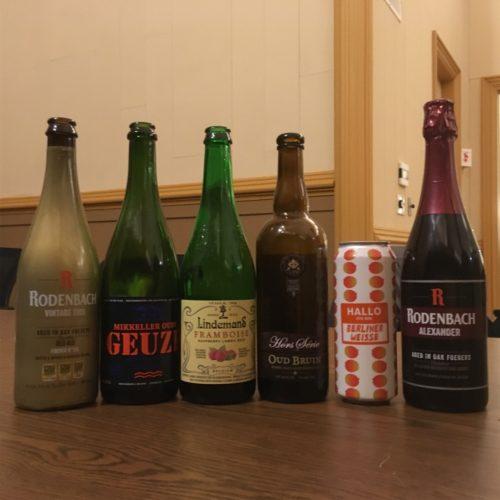 Category 23. European Sour Ale