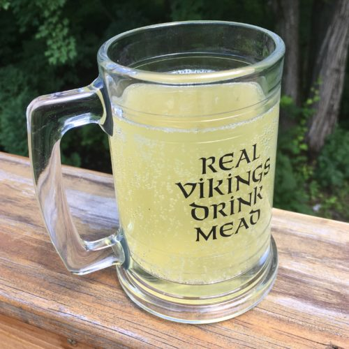 REAL VIKINGS DRINK MEAD