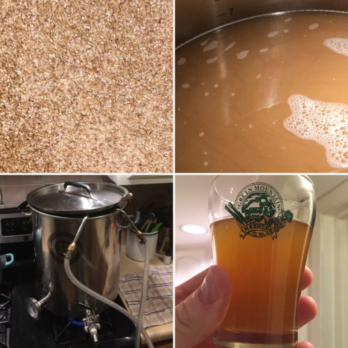 Prosody (Amarillo) • Brew Day