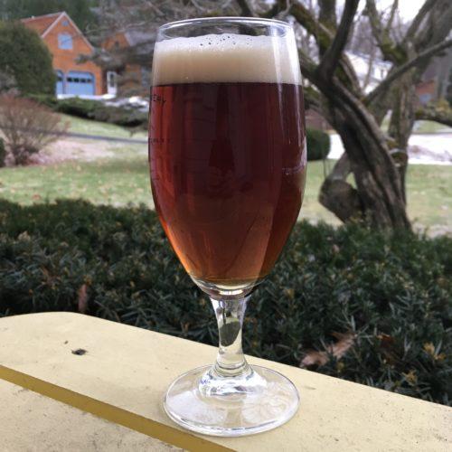 Le Rousse (Ambrée Bière de Garde)