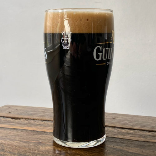 Murphy the Lucky Dog, an (attempted) Irish Stout